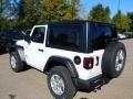 Jeep Wrangler Sport 4x4 Bright White photo #8