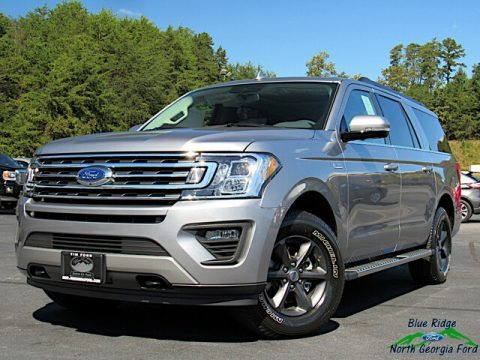 Iconic Silver 2020 Ford Expedition XLT Max 4x4