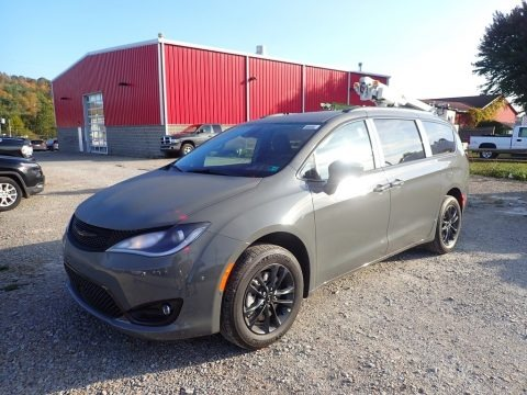Ceramic Grey 2020 Chrysler Pacifica Launch Edition AWD