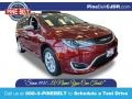 Chrysler Pacifica Limited Velvet Red Pearl photo #1