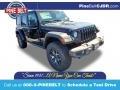 Jeep Wrangler Unlimited Rubicon 4x4 Black photo #1
