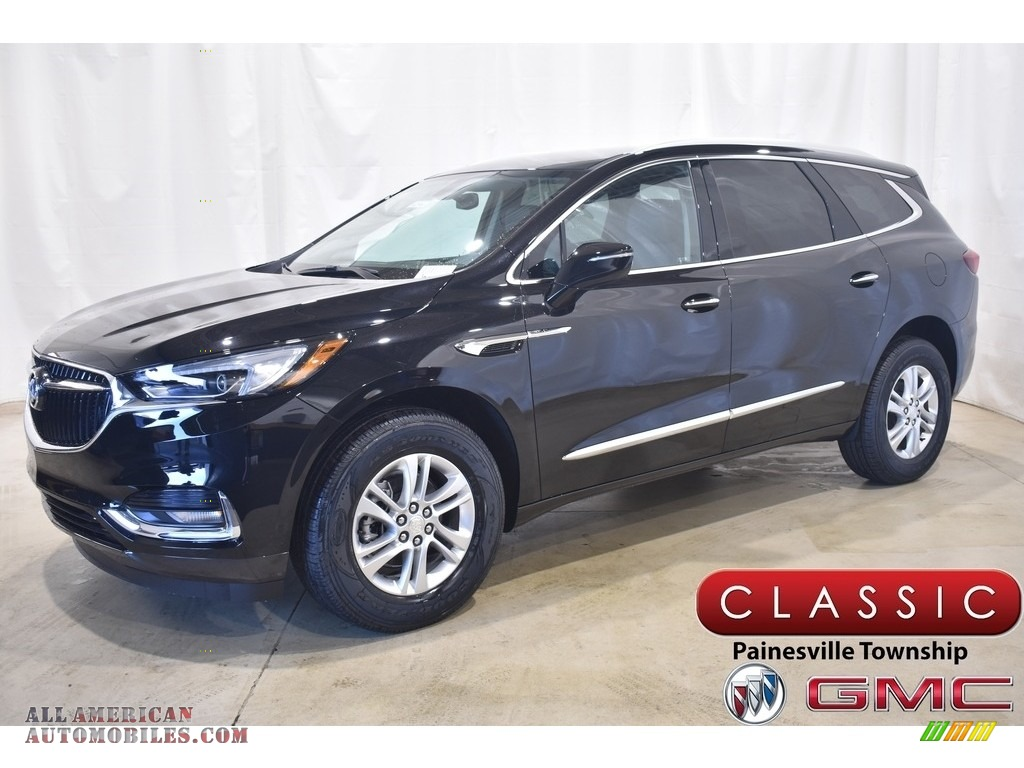 Ebony Twilight Metallic / Dark Galvinized/Ebony Buick Enclave Essence AWD