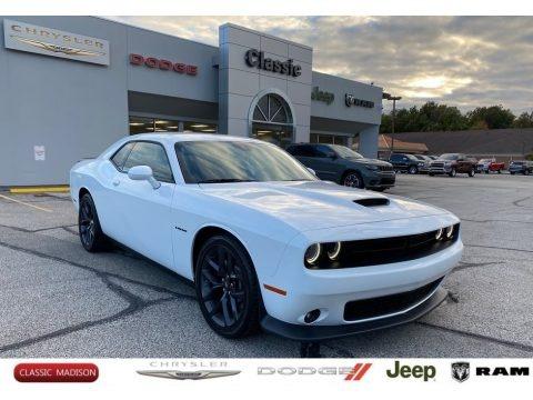 White Knuckle 2020 Dodge Challenger R/T