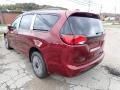 Chrysler Pacifica Launch Edition AWD Velvet Red Pearl photo #3