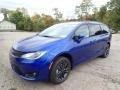 Chrysler Pacifica Launch Edition AWD Ocean Blue Metallic photo #1