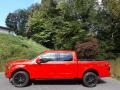 Ford F150 Lariat SuperCrew 4x4 Race Red photo #1