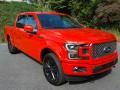Ford F150 Lariat SuperCrew 4x4 Race Red photo #6