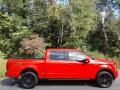 Ford F150 Lariat SuperCrew 4x4 Race Red photo #7