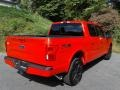 Ford F150 Lariat SuperCrew 4x4 Race Red photo #8