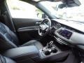 Cadillac XT4 Premium Luxury Stellar Black Metallic photo #11