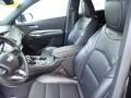 Cadillac XT4 Premium Luxury Stellar Black Metallic photo #12