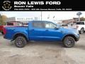 Ford Ranger XLT SuperCrew 4x4 Lightning Blue photo #1