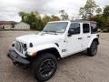 Jeep Wrangler Unlimited Sport 4x4 Bright White photo #1