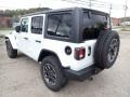Jeep Wrangler Unlimited Sport 4x4 Bright White photo #4