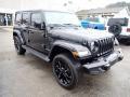 Jeep Wrangler Unlimited Sahara 4x4 Black photo #6