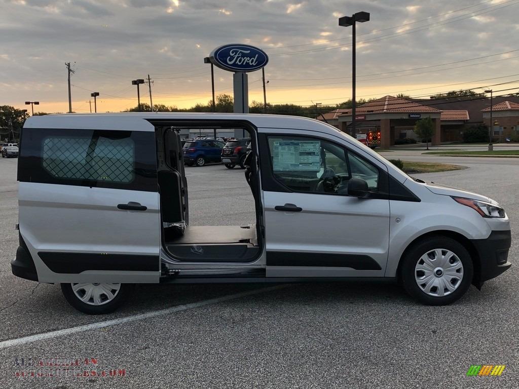 2021 Transit Connect XL Van - Silver Metallic / Ebony photo #8