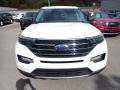 Ford Explorer XLT 4WD Star White Metallic Tri-Coat photo #4