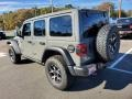 Jeep Wrangler Rubicon 4x4 Sting-Gray photo #6