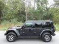 Jeep Wrangler Unlimited Rubicon 4x4 Black photo #1