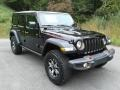 Jeep Wrangler Unlimited Rubicon 4x4 Black photo #4