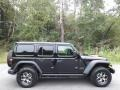 Jeep Wrangler Unlimited Rubicon 4x4 Black photo #5
