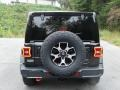Jeep Wrangler Unlimited Rubicon 4x4 Black photo #7