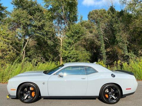 Smoke Show 2020 Dodge Challenger SRT Hellcat Redeye
