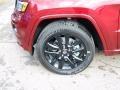 Jeep Grand Cherokee Laredo 4x4 Velvet Red Pearl photo #10