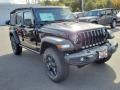 Jeep Wrangler Unlimited Willys 4x4 Black photo #1
