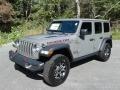 Jeep Wrangler Unlimited Rubicon 4x4 Sting-Gray photo #2