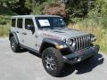 Jeep Wrangler Unlimited Rubicon 4x4 Sting-Gray photo #4