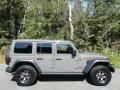 Jeep Wrangler Unlimited Rubicon 4x4 Sting-Gray photo #5