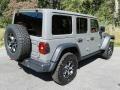 Jeep Wrangler Unlimited Rubicon 4x4 Sting-Gray photo #6