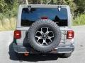 Jeep Wrangler Unlimited Rubicon 4x4 Sting-Gray photo #7