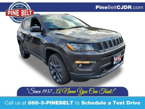 Granite Crystal Metallic 2021 Jeep Compass 80th Special Edition 4x4