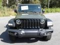 Jeep Wrangler Unlimited Willys 4x4 Sarge Green photo #3