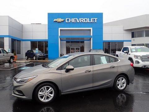Pepperdust Metallic 2018 Chevrolet Cruze LT