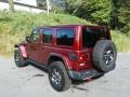 Jeep Wrangler Unlimited Rubicon 4x4 Snazzberry Pearl photo #8