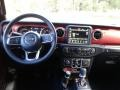 Jeep Wrangler Unlimited Rubicon 4x4 Snazzberry Pearl photo #18