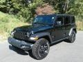 Jeep Wrangler Unlimited Willys 4x4 Black photo #2