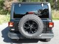 Jeep Wrangler Unlimited Willys 4x4 Black photo #7