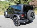 Jeep Wrangler Unlimited Willys 4x4 Black photo #8