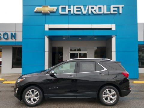 Mosaic Black Metallic 2021 Chevrolet Equinox Premier