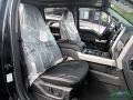 Ford F350 Super Duty Lariat Crew Cab 4x4 Agate Black photo #9