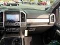 Ford F350 Super Duty Lariat Crew Cab 4x4 Agate Black photo #13