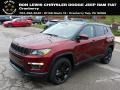 Jeep Compass Altitude 4x4 Velvet Red Pearl photo #1