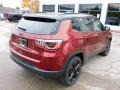 Jeep Compass Altitude 4x4 Velvet Red Pearl photo #5