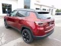 Jeep Compass Altitude 4x4 Velvet Red Pearl photo #8