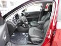 Jeep Compass Altitude 4x4 Velvet Red Pearl photo #11