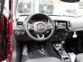 Jeep Compass Altitude 4x4 Velvet Red Pearl photo #13